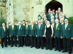 male voice choirs in derby