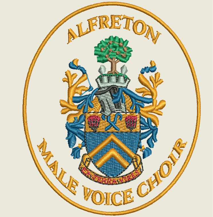 alfreton male voice choir logo